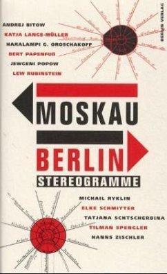 Moskau Berlin Stereogramme