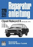 Opel Rekord II 1972-1977; .