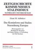 Das Kominform und Stalins Neuordnung Europas