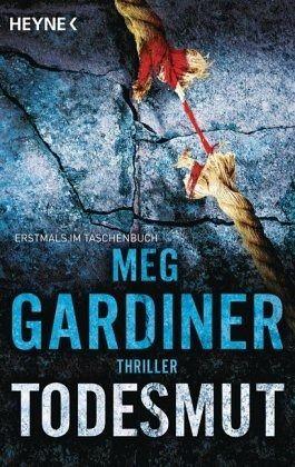 Buch-Reihe Jo Beckett von Meg Gardiner