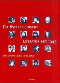Die österreichische Literatur seit 1945 - Kaukoreit, Volker [Hrsg.]