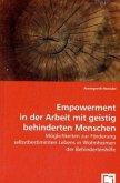 Empowerment in der Arbeit mit geistig behinderten Menschen
