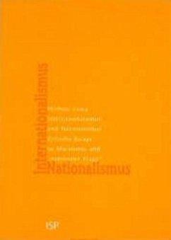 Internationalismus und Nationalismus - Löwy, Michael