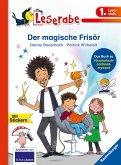 Der magische Frisör / Leserabe - 1.Lesestufe Bd.1