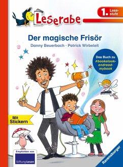 Der magische Frisör / Leserabe - 1.Lesestufe Bd.1 - Beuerbach, Danny