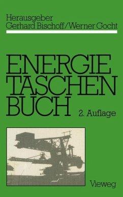 Energietaschenbuch - Bischoff, Gerhard;Adler, Friedrich