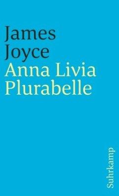 Anna Livia Plurabelle - Joyce, James