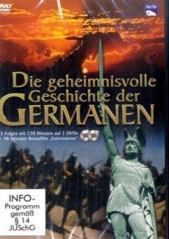 Die geheimnisvolle Geschichte der Germanen, 2 DVDs
