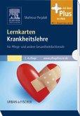 Lernkarten Krankheitslehre - für Pflege- und andere Gesundheitsfachberufe <br>mit www.pflegeheute.de-Zugang