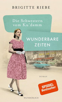 Buch-Reihe Die Schwestern vom Ku'damm