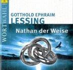 Nathan der Weise, 2 Audio-CDs