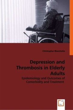Depression and Thrombosis in Elderly Adults - Blanchette, Christopher