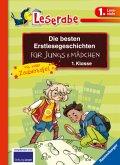 Die besten Erstlesegeschichten für Jungs und Mädchen 1. Klasse mit toller Zaubertafel