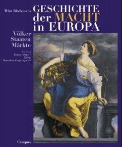 Geschichte der Macht in Europa