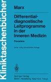 Differentialdiagnostische Leitprogramme in der Inneren Medizin