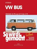 VW Bus T2 50 PS 8/73 bis 5/79