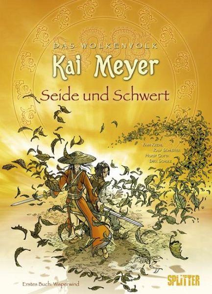 Buch-Reihe Das Wolkenvolk von Kai Meyer