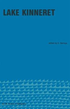 Lake Kinneret (Lake of Tiberias, Sea of Galilee) (Monographiae Biologicae)