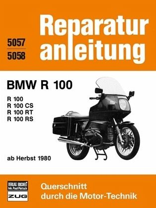 bmw r 100 r 100 cs r 100 rt r 100 rs portofrei bei. Black Bedroom Furniture Sets. Home Design Ideas