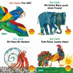 Maxi-Pixi-4er-Set 74: Eric Carle 90. Geburtstag (4x1 Exemplar)