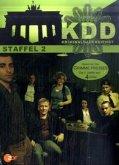 KDD - Kriminaldauerdienst - Staffel 2 (4 DVDs)
