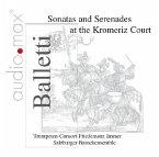 Balletti-Sonaten Und Serenaden Am Hof Von Kremsier