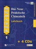 Das Neue Praktische Chinesisch - Set aus Lehrbuch 1 und 4 CDs