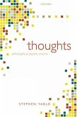 Thoughts: Papers on Mind, Meaning, and Modality