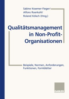 Qualitätsmanagement in Non-Profit-Organisationen
