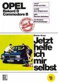Opel Rekord D / Commodore D