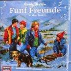 Fünf Freunde im alten Turm / Fünf Freunde Bd.9 (1 Audio-CD)
