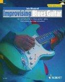 Improvising Blues Guitar, m. Audio-CD