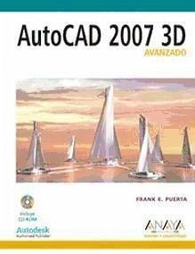 AutoCAD 2007 3D, avanzado - Puerta, Frank E.
