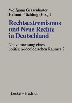 Rechtsextremismus und Neue Rechte in Deutschland