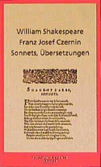 Sonetts, Übersetzungen - Shakespeare, William