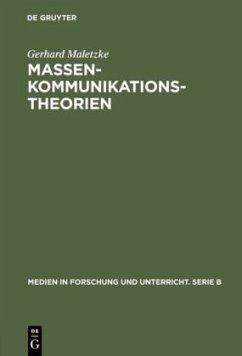Massenkommunikationstheorien