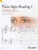 Vom-Blatt-Spiel auf dem Klavier\Piano Sight-Reading\Dechiffrage pour le Piano