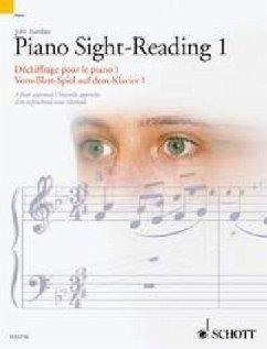 Vom-Blatt-Spiel auf dem Klavier\Piano Sight-Reading\Dechiffrage pour le Piano - Kember, John