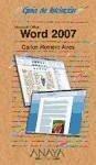 Word 2007 - Romero Aires, Carlos