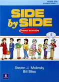 Side by Side 1 Student Book 1 Audio CDs (7), Audio-CD