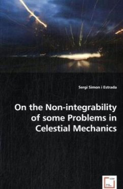 On the Non-integrability of some Problems in Celestial Mechanics