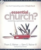 Essential Church?: Reclaiming a Generation of Dropouts