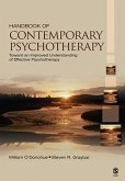 Handbook of Contemporary Psychotherapy: Toward an Improved Understanding of Effective Psychotherapy