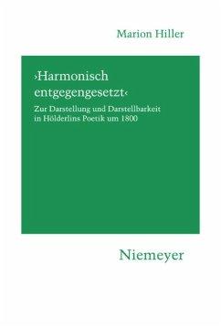 'Harmonisch entgegengesetzt' - Hiller, Marion