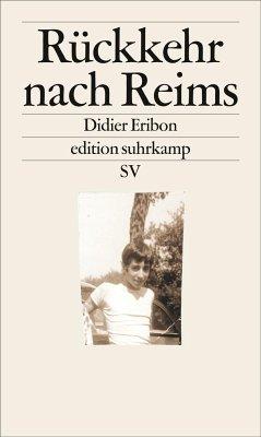 Rückkehr nach Reims - Eribon, Didier
