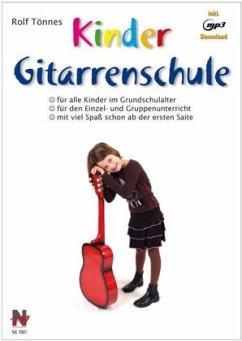 Kindergitarrenschule