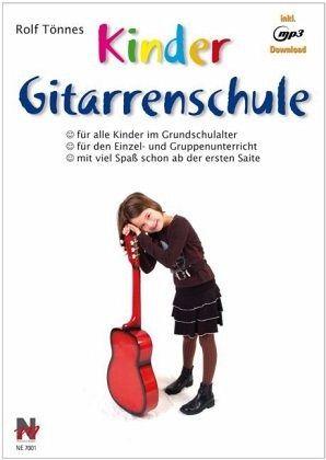 Kindergitarrenschule - Tönnes, Rolf