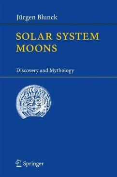 Solar System Moons - Blunck, Jürgen