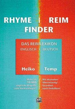Rhyme / Reim Finder