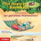 Der gestohlene Wüstenschatz / Das magische Baumhaus Bd.32
